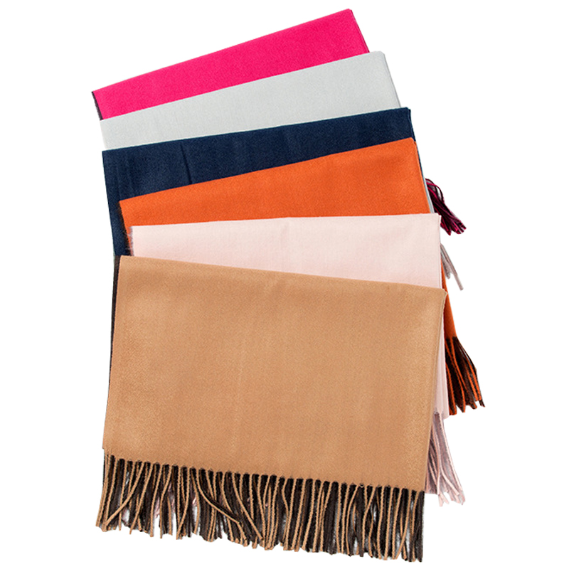 HOT Women/'s Colors Cashmere Silk Solid Long Pashmina Shawl Wrap Scarf Stole