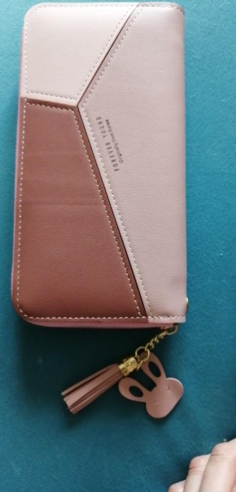 роскошные; кожаный бумажник женщин; Сач; бумажник женщин;