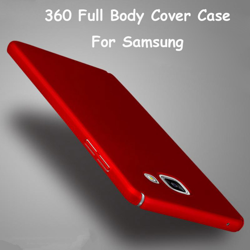 Luxury Hard Matte Case For Samsung Galaxy S3 S4 S5 Neo S6 S7 Edge A5 J1 J3 J5 J7 2016 Grand Prime Plus G530H note4 8 Funda Cover