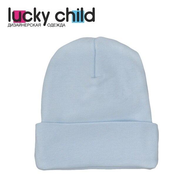 Шапочка Lucky Child для мальчиков