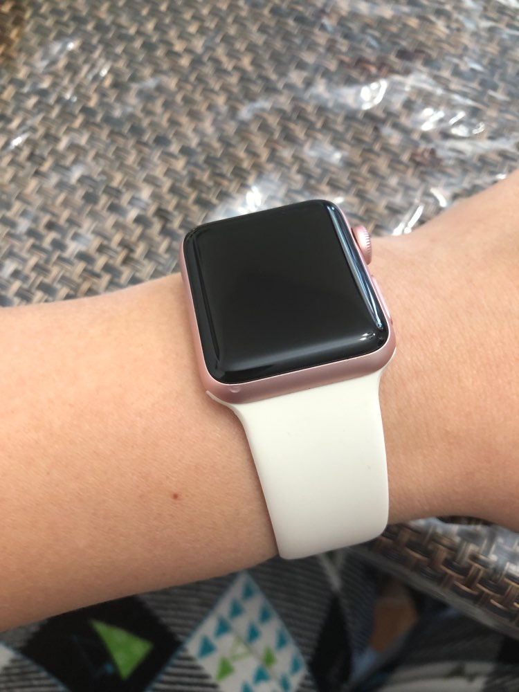 CRESTED Strap For Apple Watch band apple watch 4 3 iwatch band 42mm 38mm 44mm/40mm pulseira correa Bracelet watch Accessories 42