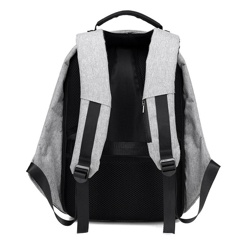 moda canvas homens mochila anti Name : Backpack