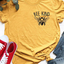 2019 Summer Tops Tee For Women New Casual T-shirt Stylish Be