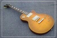 Bad Dog NEW 1959 R9 Les Tiger Flame Paul Electric Guitar Standard LP 59 Electric Guitar