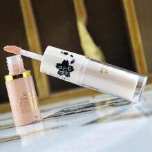 2 in 1 Hide Blemish Dark Circle Concealers Cream Liquid Pen Makeup Foundation