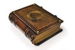 8 x 10-Cuaderno de cuero grande de estilo Medieval, mayor diario mago cuaderno libro mago libro Esoter