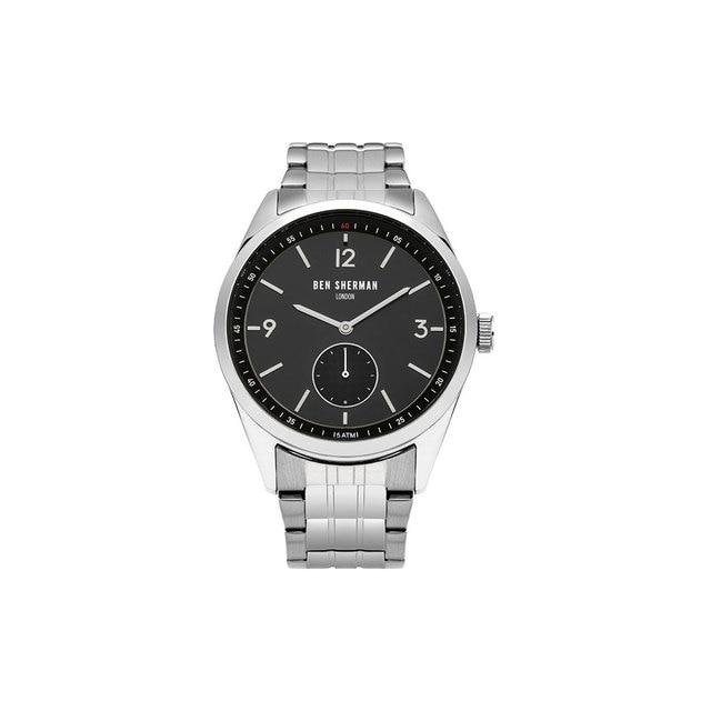 Наручные часы Ben Sherman WB052BSM мужские кварцевые