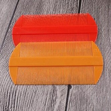 2400pcs Cheap Price Wholesale plastic two side combs high quality lice comb women