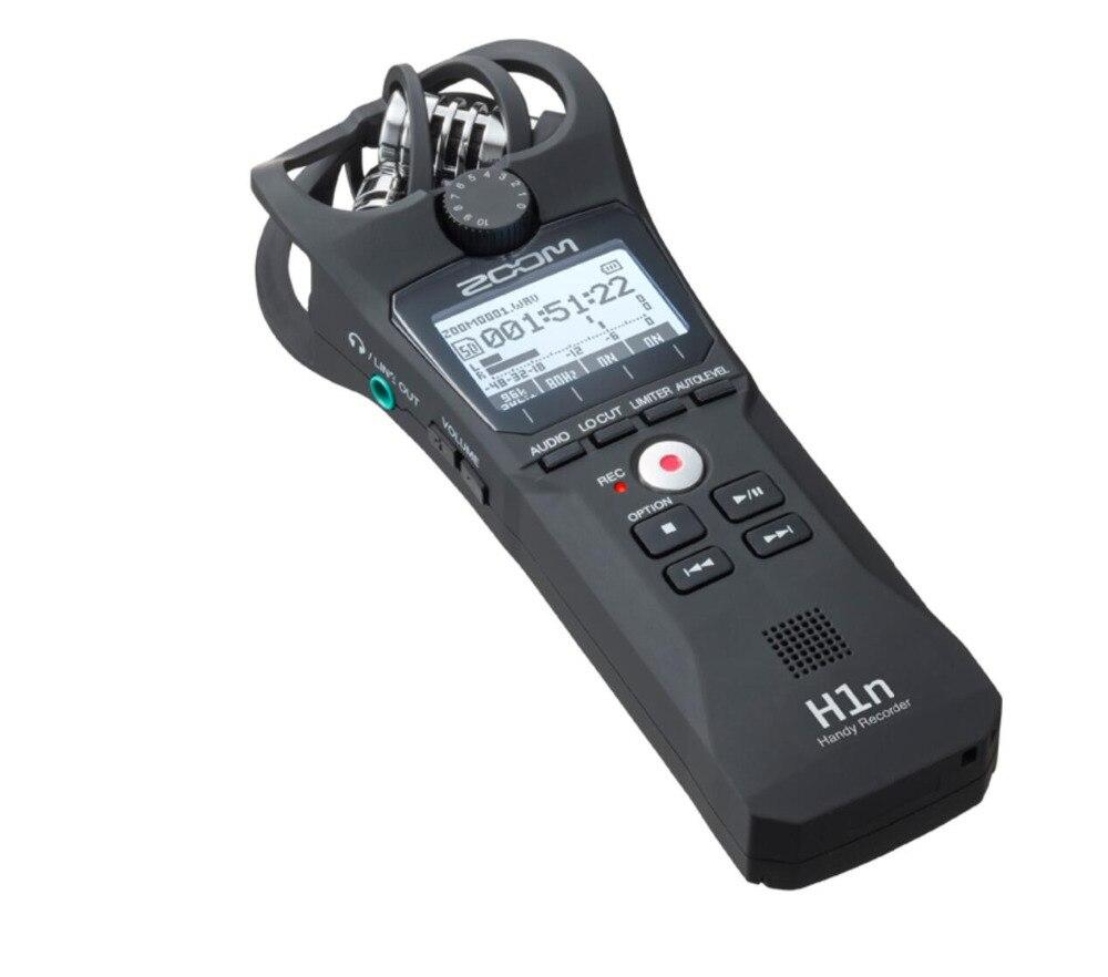 W989 ZOOM H1 numérique professionnel voix musique réunion mp3 enregistreur REFLEX micro audio enregistrement sonore USB microphone fonction
