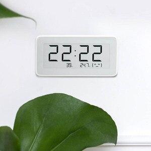 Image 3 - Xiaomi Mijia BT4.0 Wireless Smart Electric Digital clock Indoor&Outdoor Hygrometer Thermometer LCD Temperature Measuring Tools