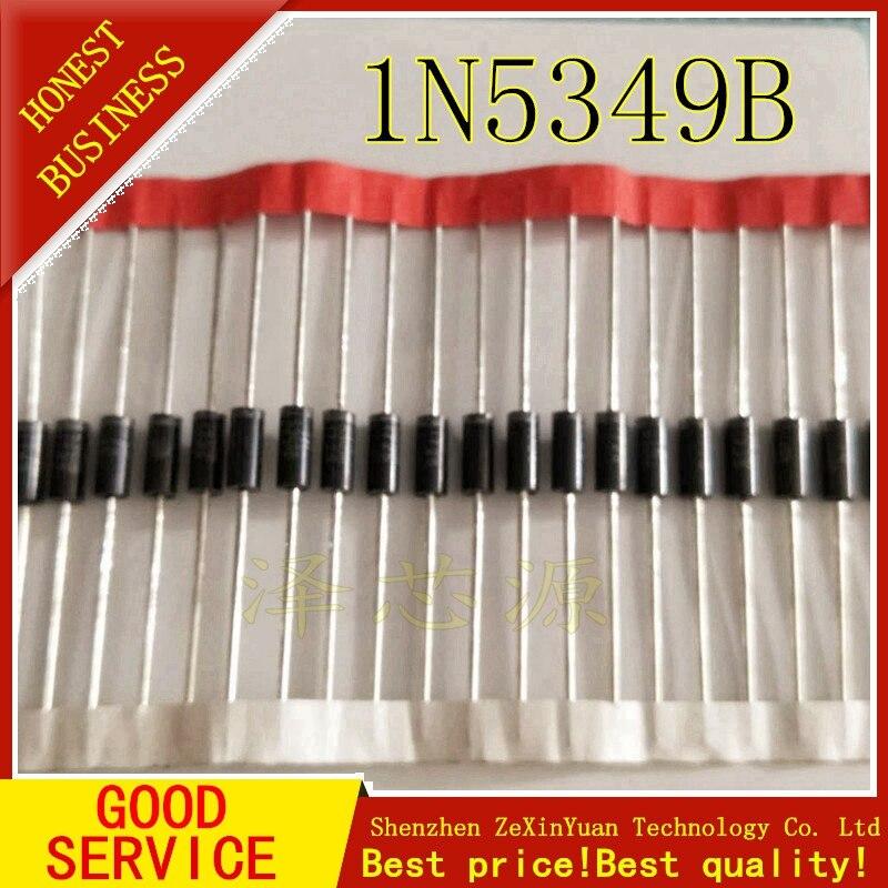 1N5349B IN5349B Zener Diode 12V 5W DO-15 IN5349 50PCS/LOT