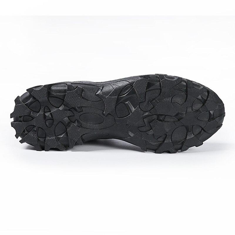 Novo Sapato Militar Casuais Botas 2018 Homens Nesh Dos Combate Tático Sapatas Masculino Preto 1 Outono Respirável Sapatos Confortáveis ZOqxRA