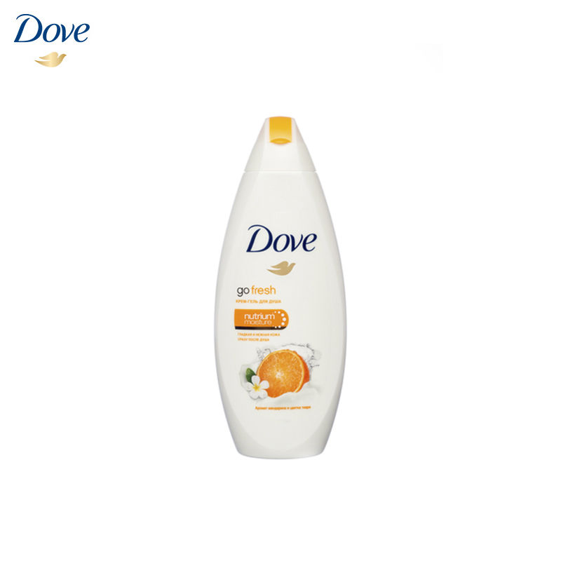 Shower Gels Dove Exquisite Transformation, 250 ml Beauty