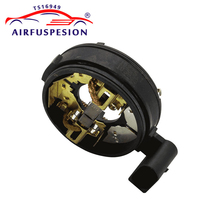 For Mercedes W164 W221 W251 W166 Electronic Magnetic Circle Air Suspension Compressor Pump Repair Kits 1643200204 2213200904 lucifinil for mercedes w164 w251 w166 air suspension air compressor repair kits cylinder head a1663200104