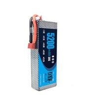 DXF 5200mAh 30C Lipo 2S 7.4V Batteries Pack Hardcase for Traxxas Slash Losi HPI Yokomo 1:8 1:10 RC car