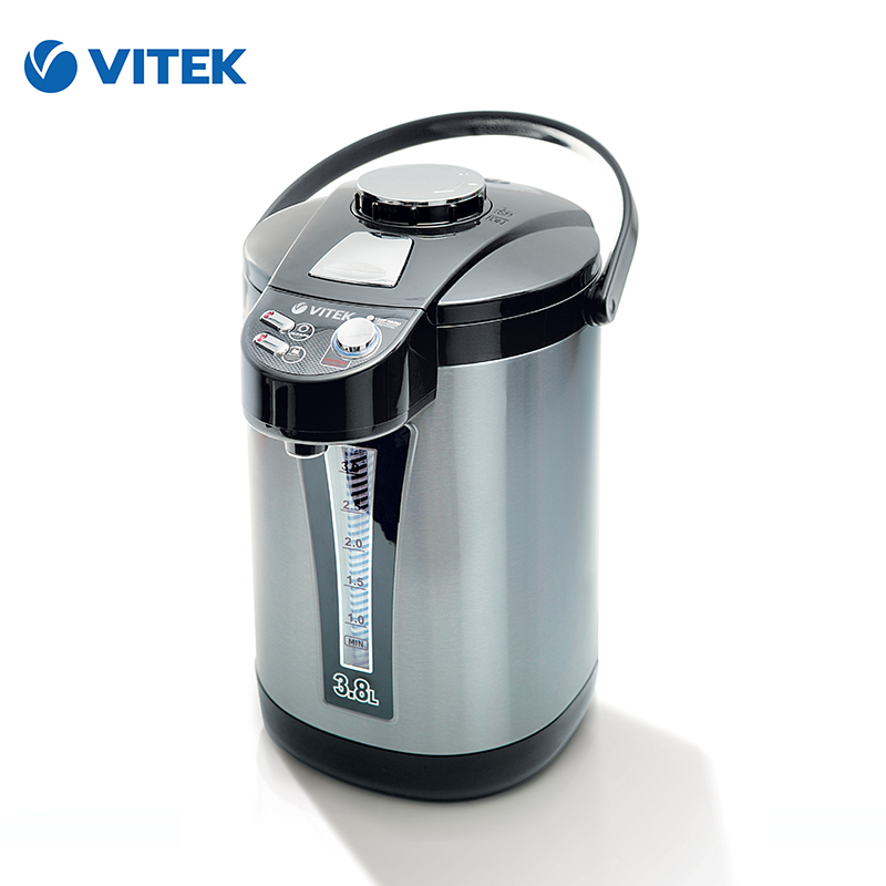 Thermopot Vitek VT-1189 electric kettles pot teapot thermo Household pot Quick instant Heating Boiling Pot zipper electric kettle haier hek 143 glass kettles heating pot teapot 1 7l thermo household quick ins