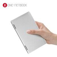 Один нетбук один микс 2 ноутбук 8 ГБ/256 ГБ PCI E SSD ноутбук 7,0 ''Windows 10 Intel Core M3 7Y30 игровой ноутбук Поддержка Сенсорный Экран