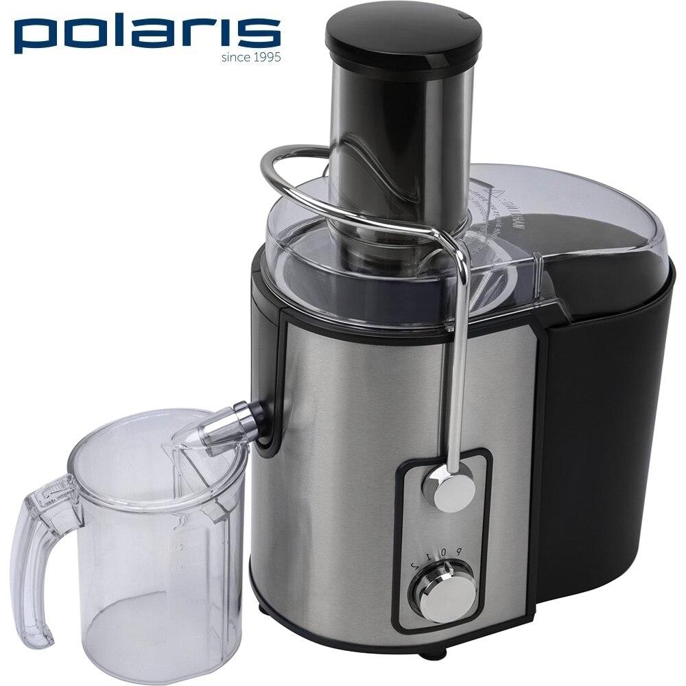 Juicer Polaris PEA 1237A Auger juicer kitchen Juice Extractor Electric Juicer Household appliances for kitchen stainless steel juice extractor automatic orange juice machine slow juicer smoothie maker