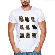 The Walking Dead Funny Men T-shirt