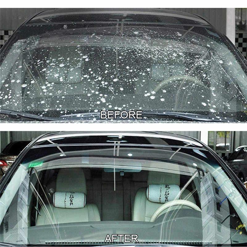 1 قطعة = 4L زجاج سيارة نظافة-غسالة الزجاج تنظيف السيارات المدمجة تتركز قرص فوار المنظفات السيارات اكسسوارات السيارات