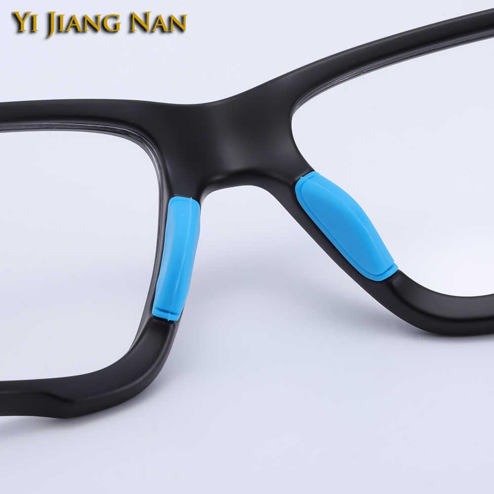 Gafas de sol de marca Yi Jiang Nan TR90 Gafas deportivas para hombres Gafas ópticas marco Occhiali Da Vista Uomo Gafas las mujeres