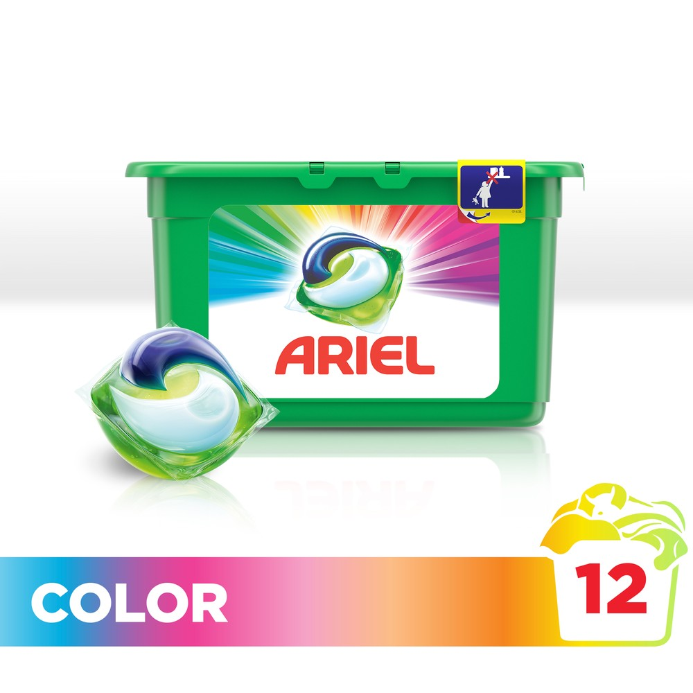 Washing Powder Capsules Ariel Capsules 3in1 Color (12 Tablets) Laundry Powder For Washing Machine Laundry Detergent lamotrigine tablets