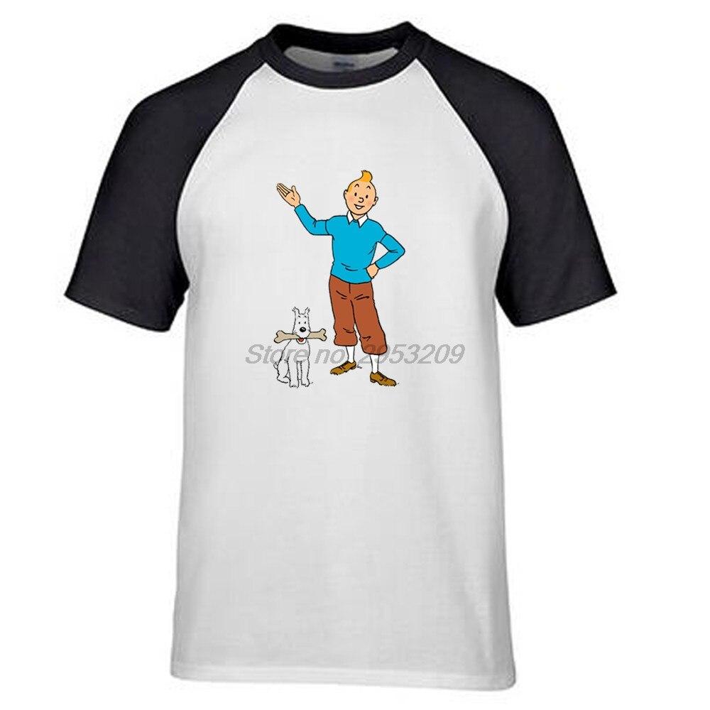 Online Get Cheap Tintin T Shirt -Aliexpress.com | Alibaba Group