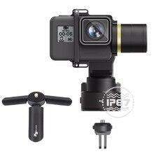 Feiyu WG2 3-осевой Водонепроницаемый ручной Камера карданный Стабилизатор Мини штатив-Трипод для камеры GoPro Hero5 4 Session мини Камера