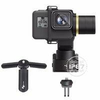 Feiyu WG2 3 Axis Waterproof Handheld Camera Gimbal Stablizer Mini Tripod For GoPro Hero5 4 Session