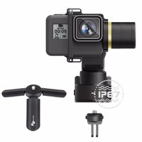 Feiyu WG2 3 Axis Waterproof Handheld Camera Gimbal Stablizer Mini Tripod For GoPro Hero5 4 Session