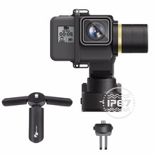Feiyu WG2 3-Axis Waterproof handheld Camera gimbal Stablizer Mini Tripod For GoPro Hero5 4 Session