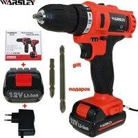 12v Cordless Drill Electric Drill Electric Tools Mini Electric Drilling Eu Plug Battery Drill Electric Screwdriver