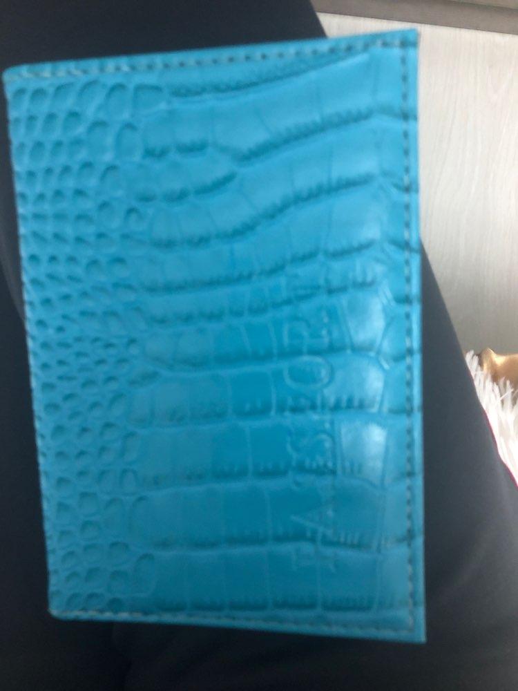 Paspoorthouder beschermer zakelijke unisex kaarthouder reizen paspoort cover pu lederen alligator reli?f tas photo review