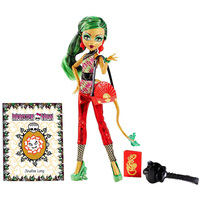 Doll Monster High Дженифер Long New Скарместер