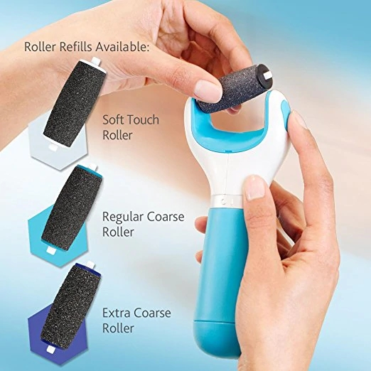 Electric Foot Care Machine Hard Dry Dead Cuticle Skin Remover Pedicure Care Tool Grinding Foot Pedicure Dead Skin Tool in Electronic Foot Files from Home Appliances