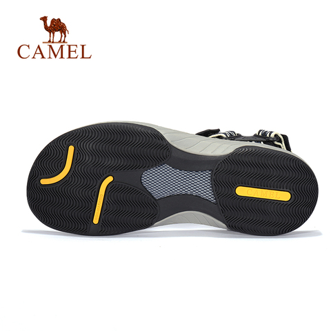 CAMEL Men Women Outdoor Beach Sandals Spring Summer Casual Anti-slip Hiking Trekking Shoes Fishing Sandals Islamabad