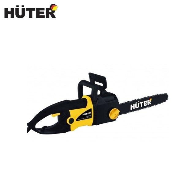 Электрическая цепная пила Huter ELS-2400 (электропила)