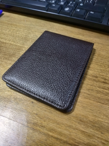 Portable PU Leather Cover for Car Driving Card Purse Wallet High Quality Ultra Thin Auto Driver License Bag  Popular AB@W3 photo review