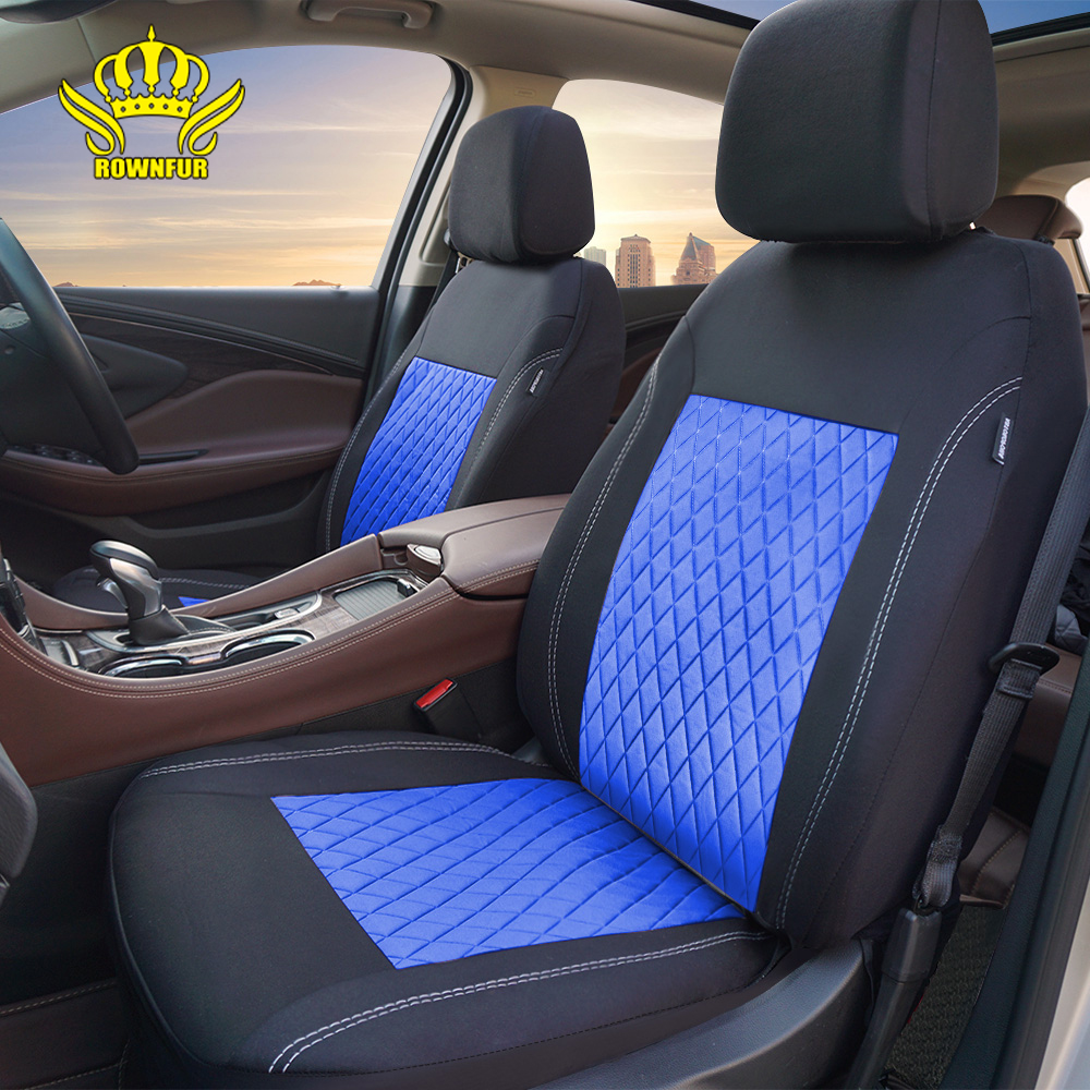 Universal Car Seat Covers For Front Rear Polyester Auto 2pcs or 1set Cover for Toyota Honda kia