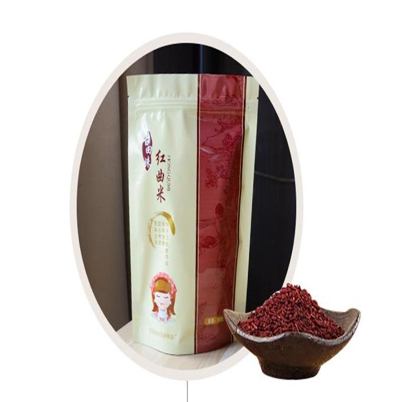 500g-1000g de alta qualidade original vermelho arroz