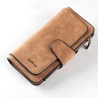 New Ladies Wallets Letter Snap Fastener Zipper Short Clutch Fashion Matte Women Wallet Small Female Long