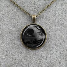 Star Wars Death Star Necklace
