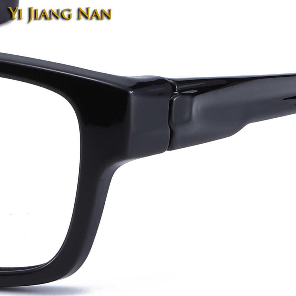 Gafas de deporte TR90 gafas flexibles para hombres gafas de Marco óptico gafas de mujer Occhiali Da Vista Uomo