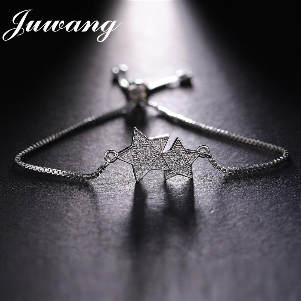 Bracelets porte-bonheur & Bracelets couleur or réglable chaîne lien bijoux fête en gros