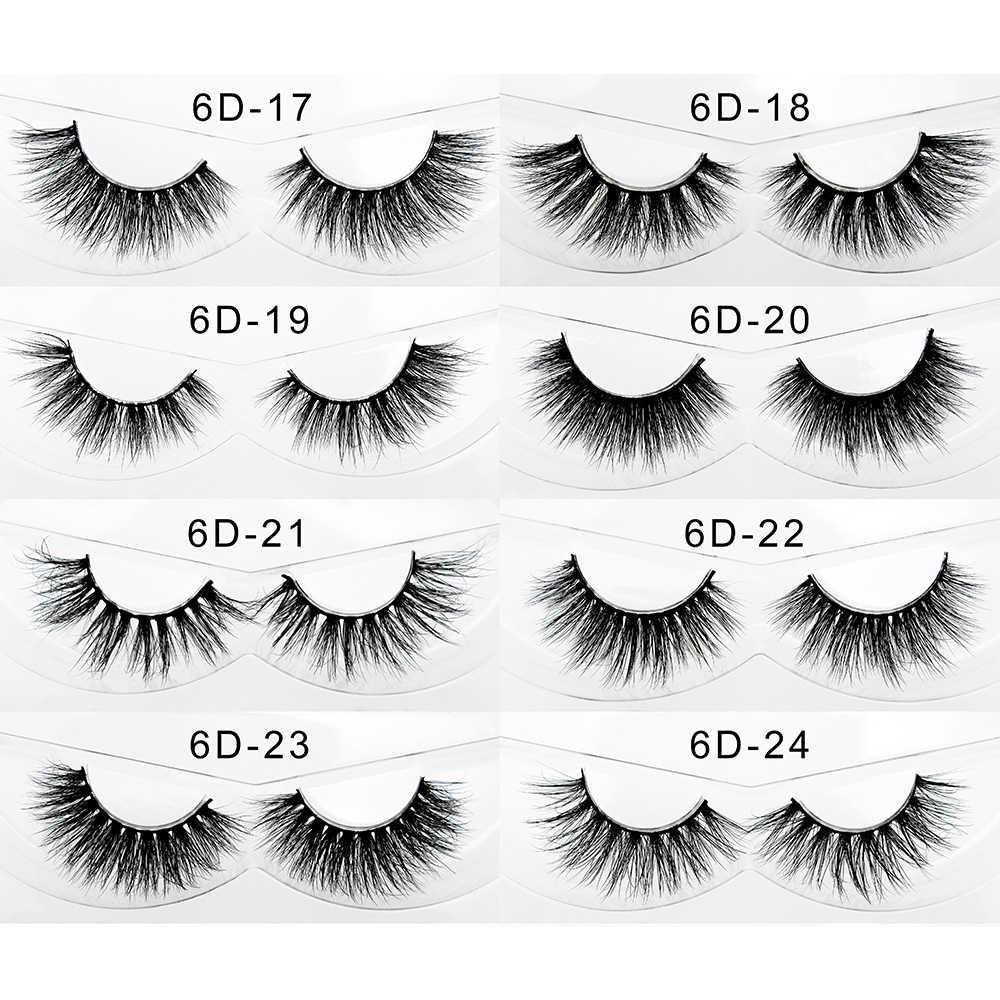 cf119c9db3c ... CrownLashes 6d 3d mink false eyelashes natural custom box packages  private label individual eyelashes fake eyelashes