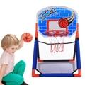 Детские спортивные многофункциональные баскетбольные стойки  крытые наружные баскетбольные обручи  набор игрушек для От 3 до 10 лет  игрушки...