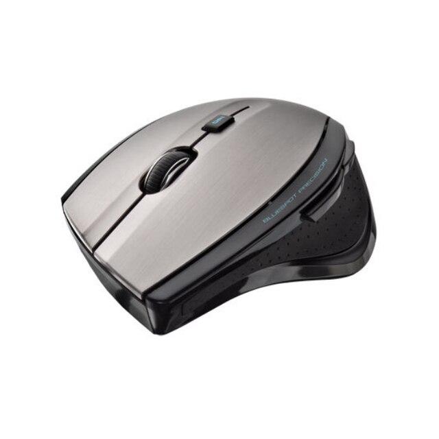4559b9e2792 Trust MaxTrack Wireless, Right hand, Optical, RF Wireless, 1000 DPI ...
