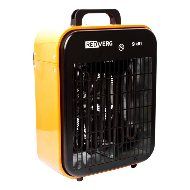 лучшая цена Gun thermal electric RedVerg RD-EHS9/380 (Protection from overheating, steel housing)