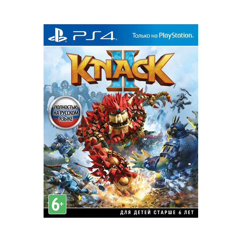 лучшая цена Game Deal PlayStation Knack 2