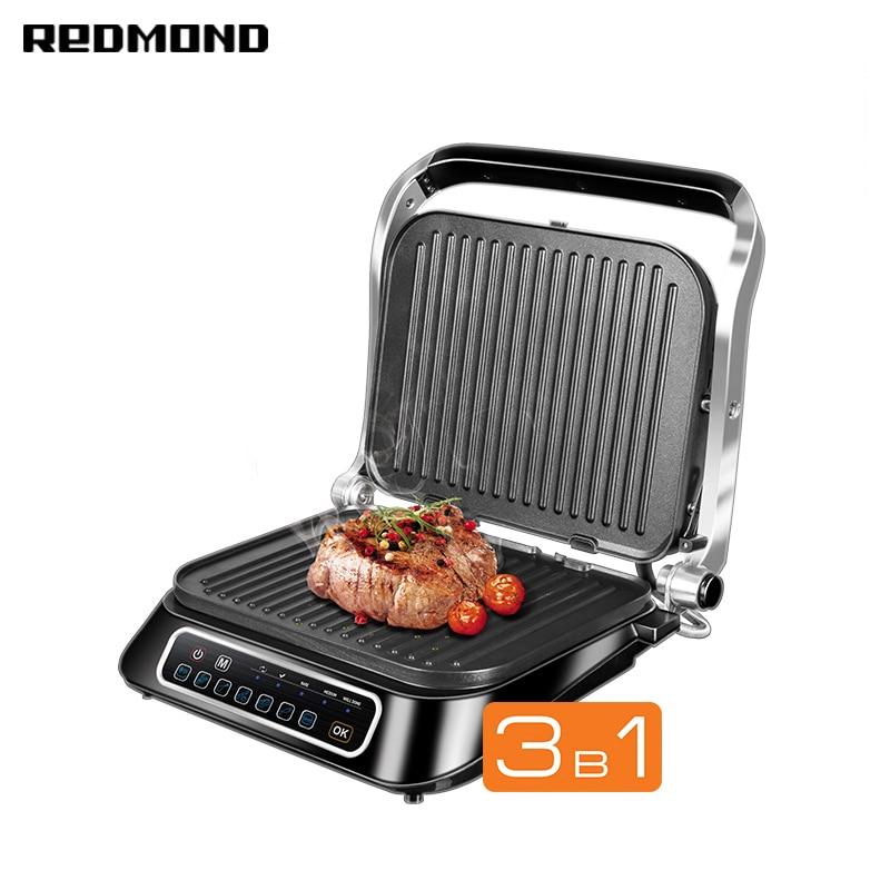 Grill SteakMaster REDMOND RGM-M807 цена